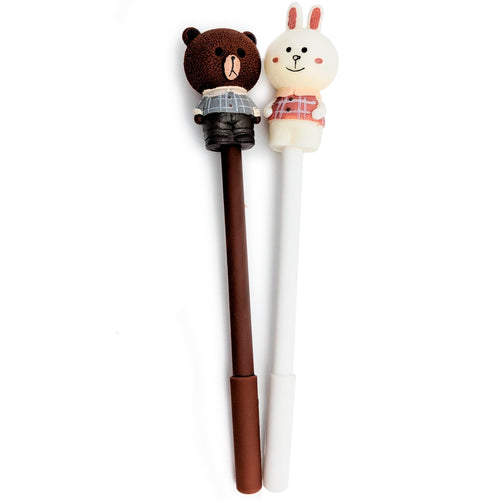Brown and Cony Pens