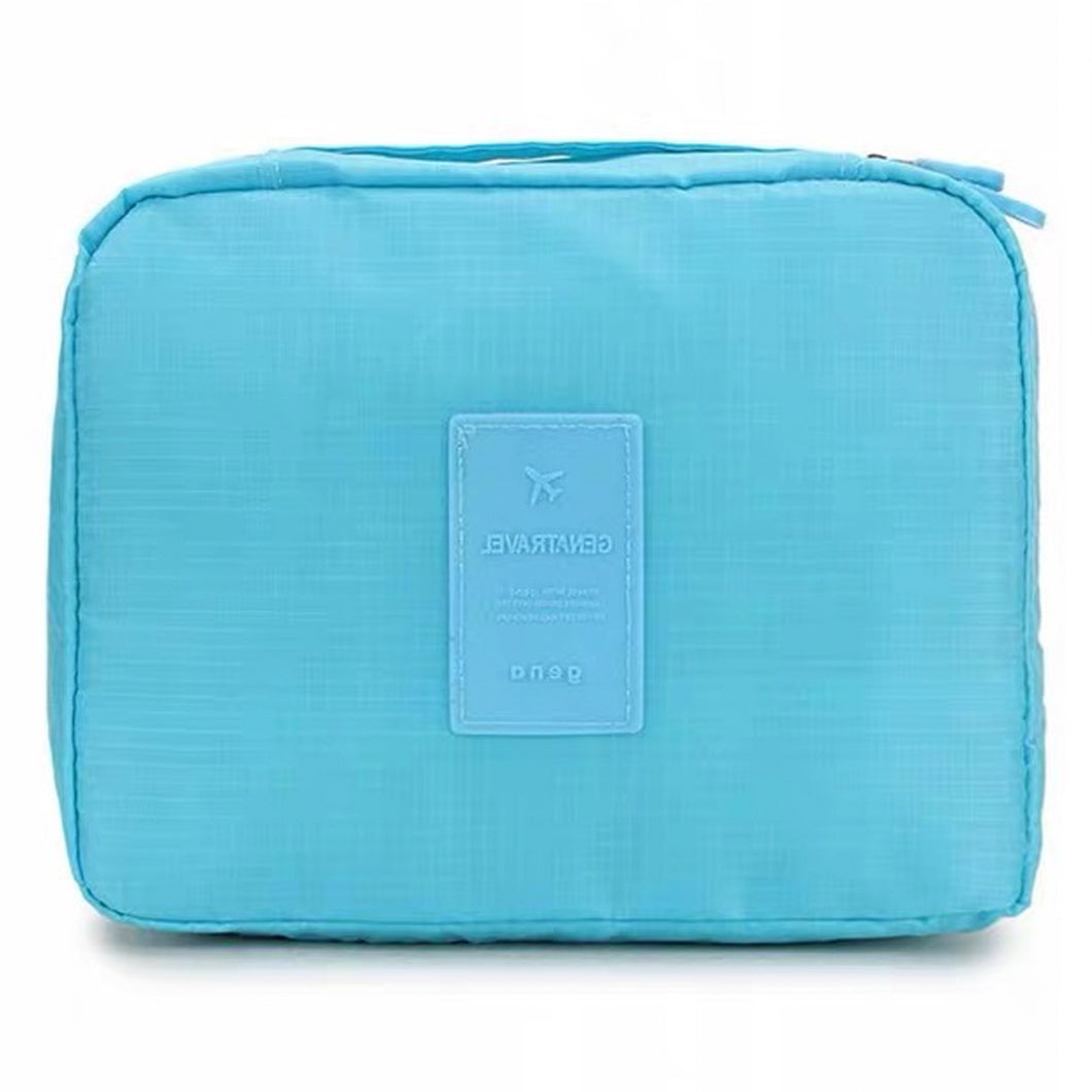 Small Blue Travel Bag