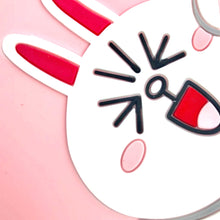 Load image into Gallery viewer, Cony ID Card Holder-Pink
