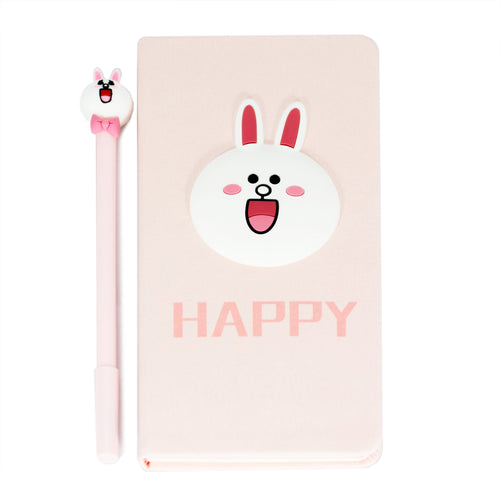 Cony Notebook and Pen Set