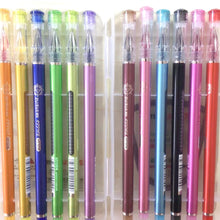 Load image into Gallery viewer, Metallic Pens, Pack of 12 Colors