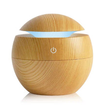 Load image into Gallery viewer, Aroma Essential Oils Diffuser - 7 Color Change LED Night Light