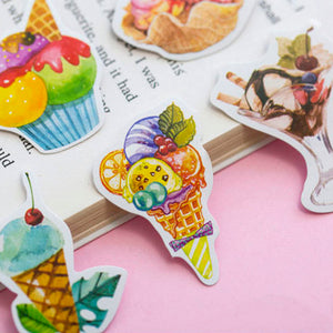 Milkshake Stickers