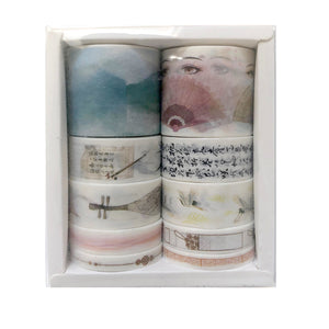Natural Washi Tape- Chinese Classical
