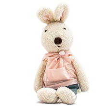 Load image into Gallery viewer, Rabbit Doll in Pink Hoodie