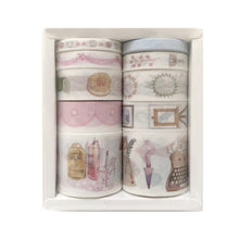 Load image into Gallery viewer, Natural Washi Tape- European Royalty