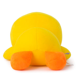 Soft Pillow - SALLY Character Stuffed Cushion Yellow