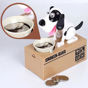 Robotic Dog Piggy Bank RDP01