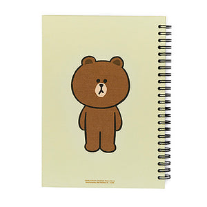 Brown Notebook