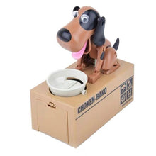 Load image into Gallery viewer, Robotic Dog Piggy Bank RDP02