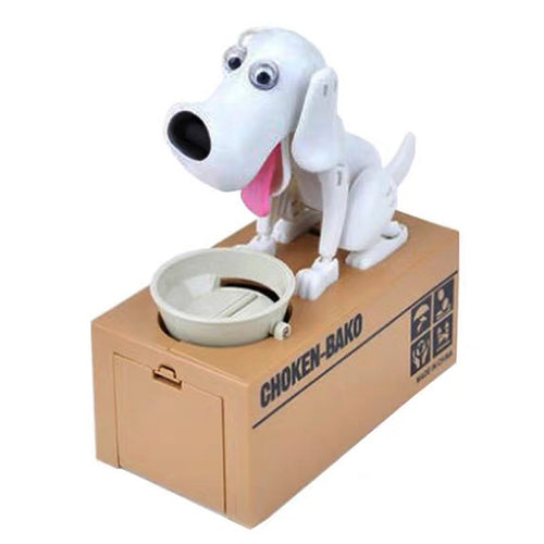 Robotic Dog Piggy Bank RDP04