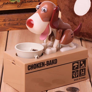 Robotic Dog Piggy Bank RDP3