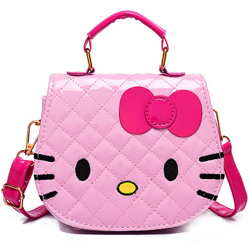 Hello Kitty Hand Bag -Pink (Restocking)