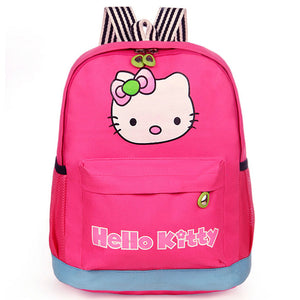 Hello Kitty Backpack-Pink