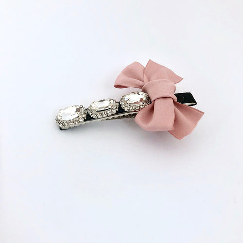 Hair clip- Baby Pink