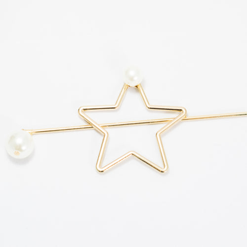 Star Shaped Hair Clip