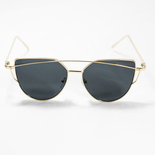 Cat Eye Frame Sunglasses