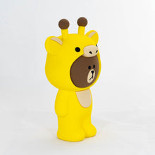 Load image into Gallery viewer, Brown in Giraffe Costume Pencil Case