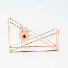 Load image into Gallery viewer, Pink Metallic Tape Dispenser
