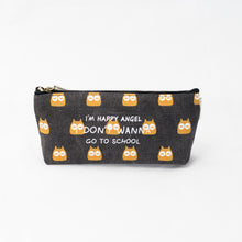 Load image into Gallery viewer, Owl Pattern Pencil Case