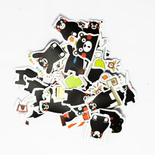 Load image into Gallery viewer, Black Bear Stickers