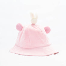 Load image into Gallery viewer, Pink Bunny Sun Hat