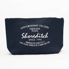 Load image into Gallery viewer, Navy Blue Pouch