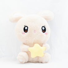Load image into Gallery viewer, Light Brown Star Bunny Plushie