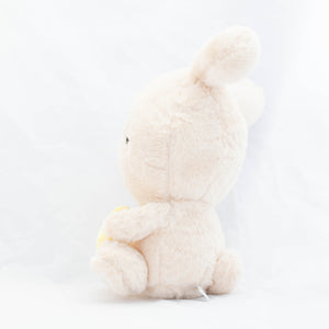Light Brown Star Bunny Plushie