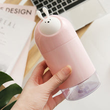 Load image into Gallery viewer, Mini Ribbet Home Mute Humidifier-Pink