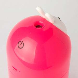 Mini Ribbet Home Mute Humidifier-Pink