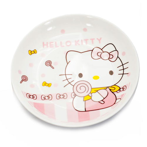 Hello Kitty Ceramic Plate