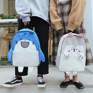 Character Animal Backpack-Bear