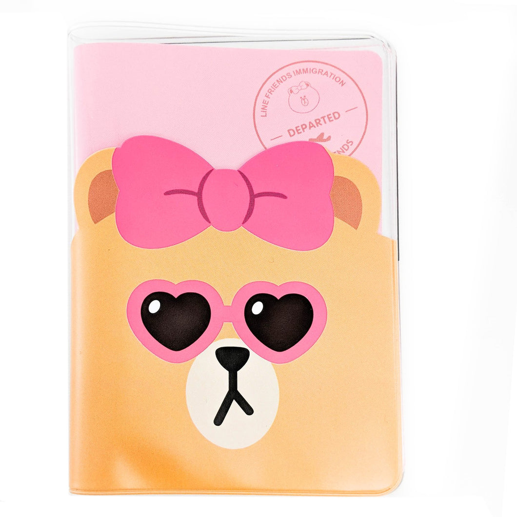 Choco Travel Passport Cover