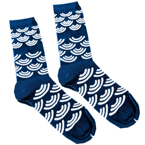 Japanese Print Socks