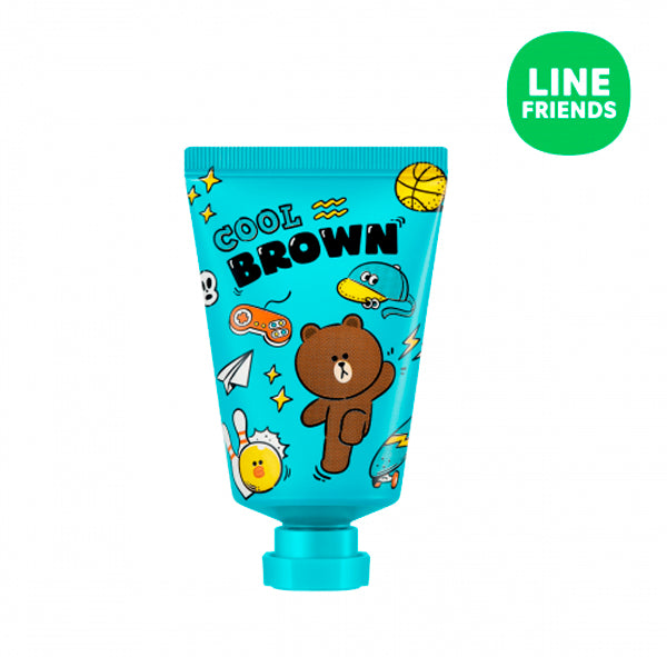 Love Secret Hand Cream (MISSHA X LINE FRIENDS Edition) - Grapefruit