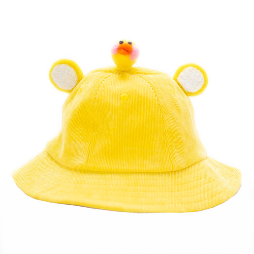 Yellow Duck Sun Hat