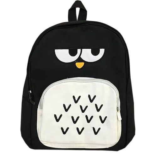 Character Animal Backpack- Owl
