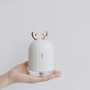 Deer Horn Portable Aroma Essential Oil Diffuser