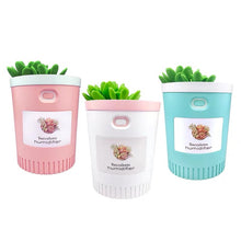 Load image into Gallery viewer, Creative Succulents Design Mini Humidifier