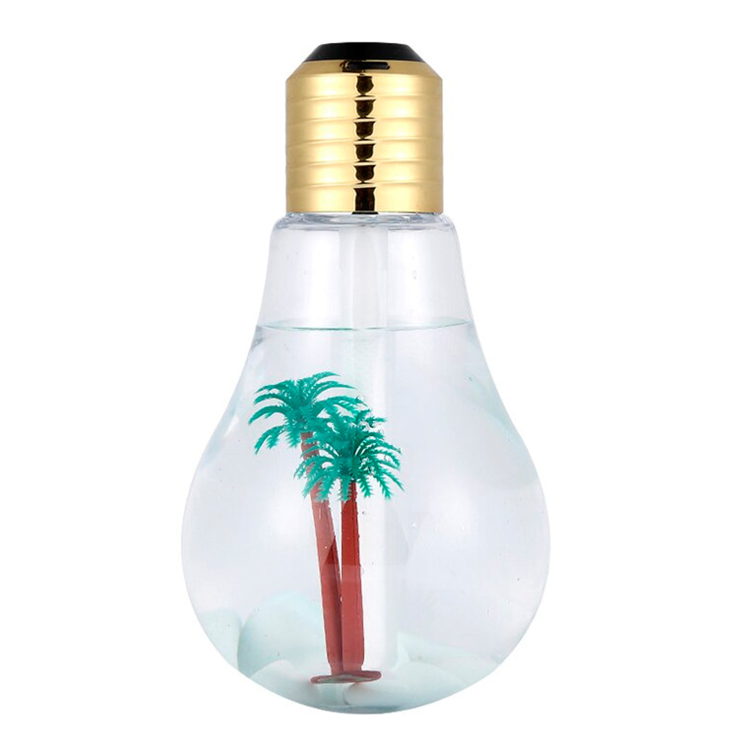 Seaspirit Seven Color Bulb Humidifier