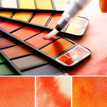 Load image into Gallery viewer, Watercolor Paint Set - 18 Colors