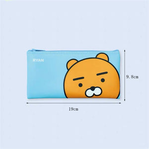 KAKAO FRIENDS Apeach Pencil Case