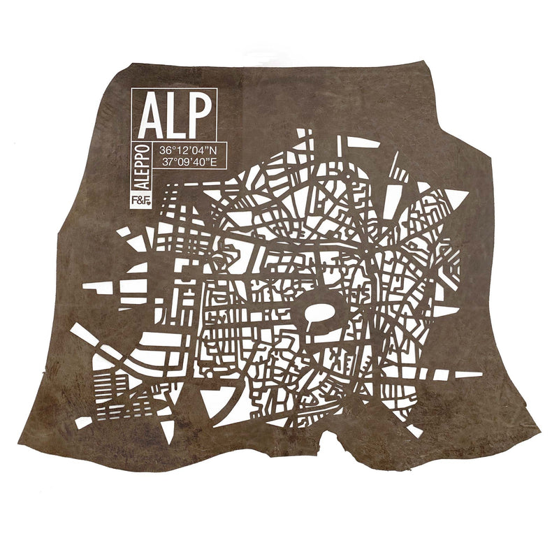 Aleppo | H 116 - W 150 | Unique Piece