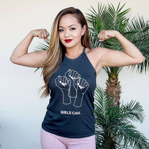 GIRLS CAN. Necks Best Thing tank top - Pick Color