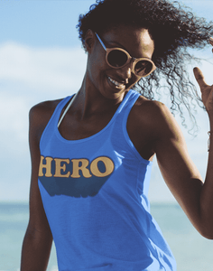 Hero Womens Tank Top