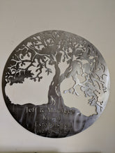 Load image into Gallery viewer, Tree of Life Wall Art