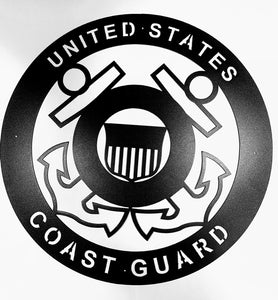 United States Coast Guard Sign