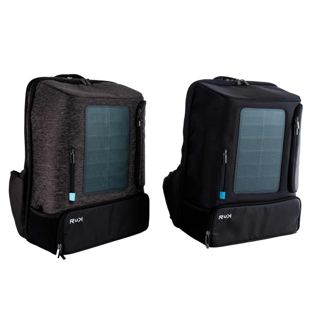 RuK Backpacks RuK Solar Pack Pair