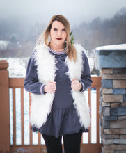 Load image into Gallery viewer, The Katie Fur Vest